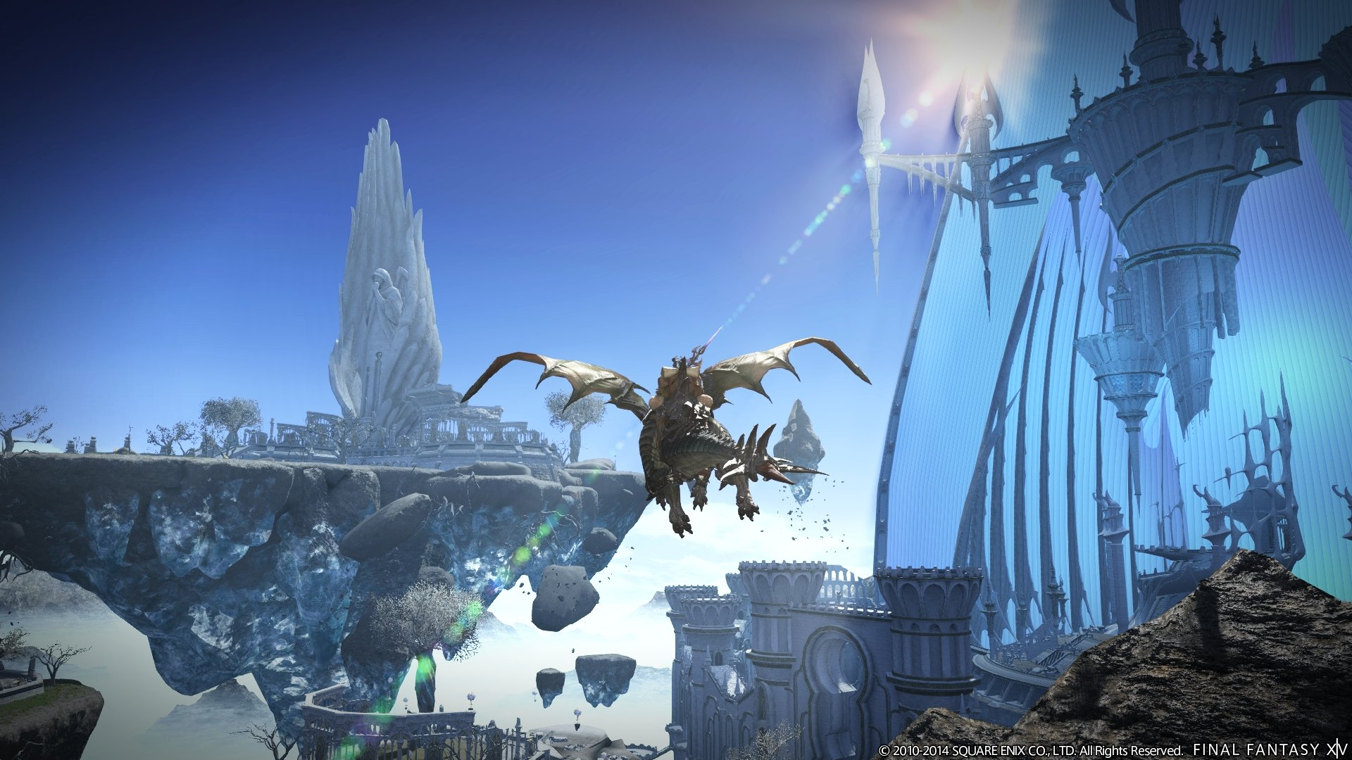Final Fantasy XIV Help – New Tank Job Dark Knight in FFXIV