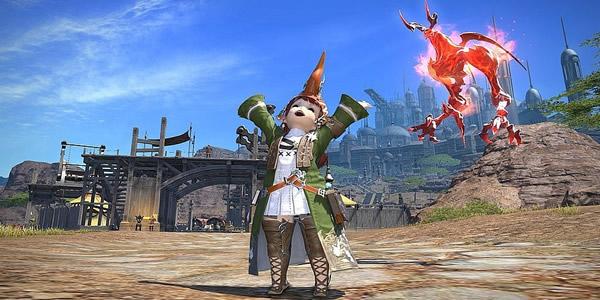 Final Fantasy XIV Help